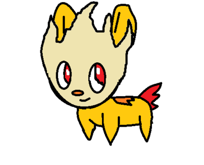 Flame- Lillipup